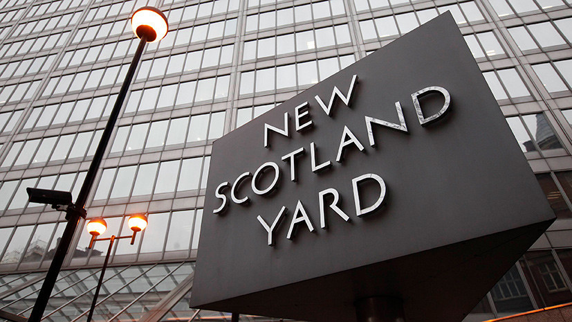 Скотленд-Ярд подтвердил, что Скрипаля отравили нервно-паралитическим веществом