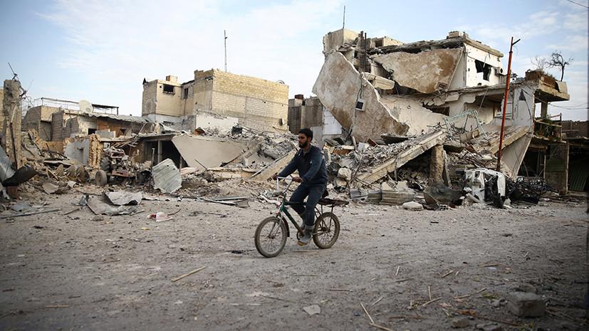 Минобороны: более 1,3 млн сирийцев вернулись в свои дома