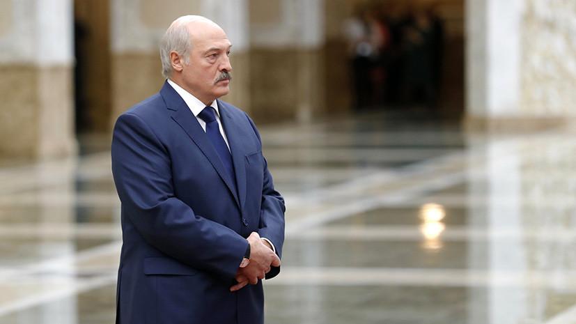 Лукашенко выразил соболезнования народу России в связи с крушением Ан-26 в Сирии