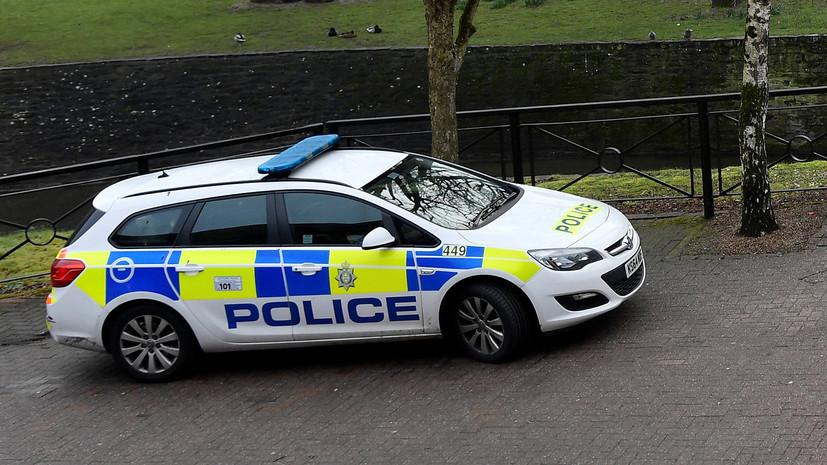 Два подростка погибли в ДТП в Великобритании