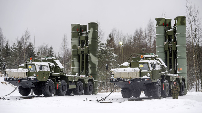 В НАТО предупредили Турцию о последствиях покупки С-400 у России