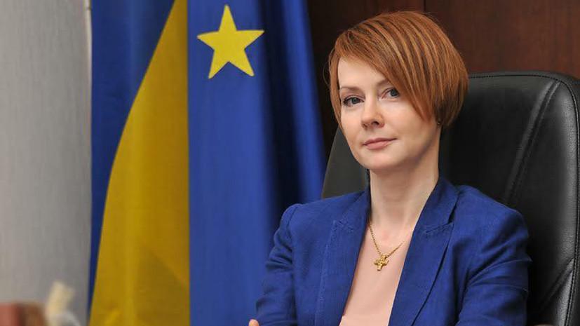 В МИД Украины заявили о начале поисков зарубежных активов «Газпрома»