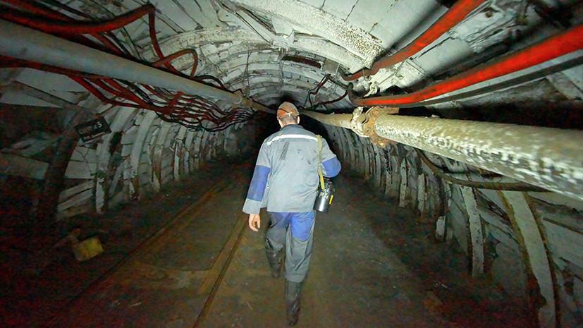 Источник: в Воркуте эвакуируют из шахты 118 рабочих из-за задымления в штреке
