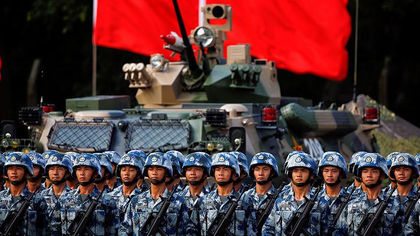 Глава МИД Китая рассказал о содействии африканским странам в борьбе с терроризмом