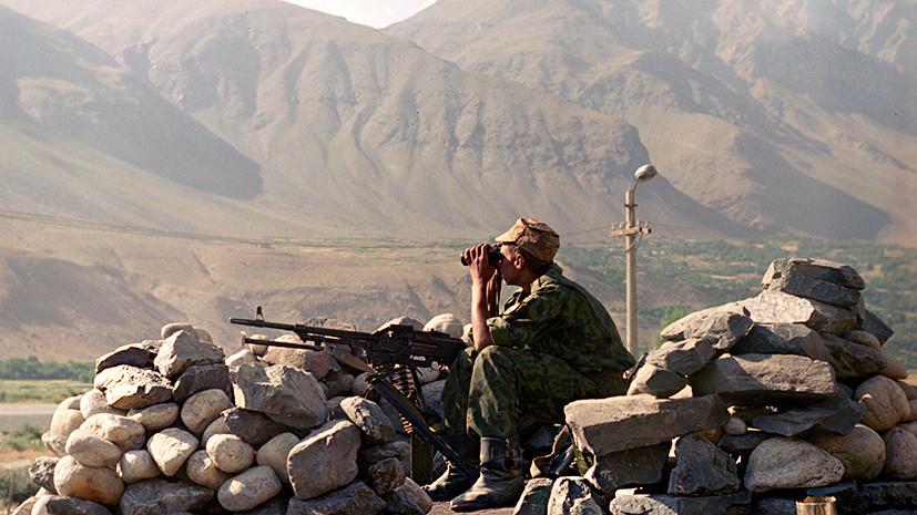 Московская застава: как российские войска спасли Таджикистан от исламистов