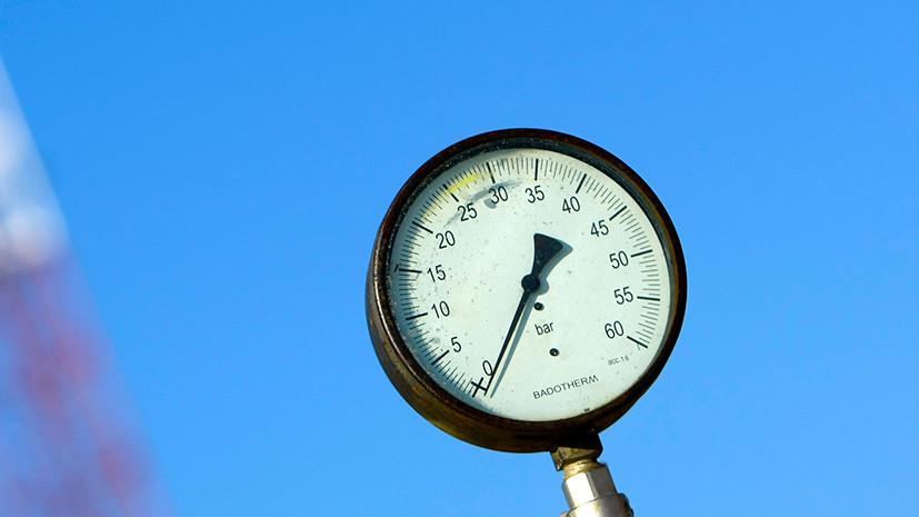На Украине более девяти тысяч человек остались без газа из-за долгов