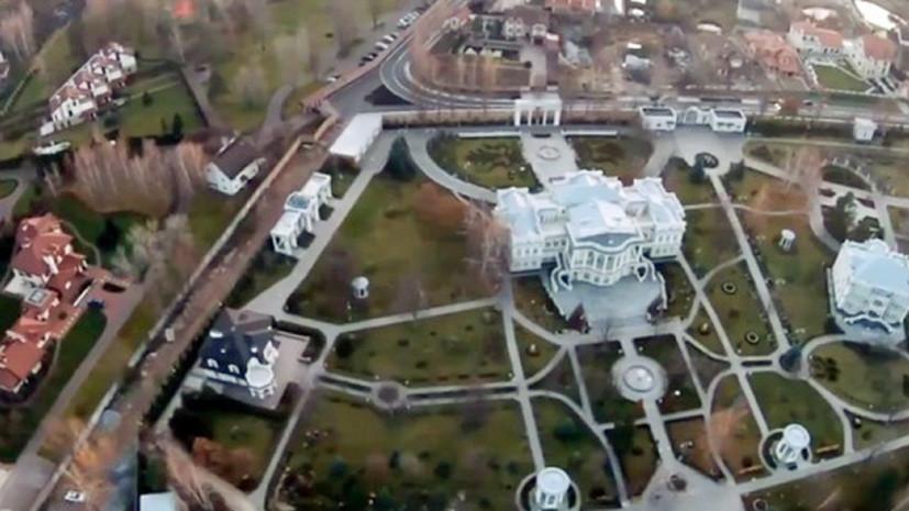 Сотрудник полиции покончил с собой недалеко от резиденции президента Порошенко