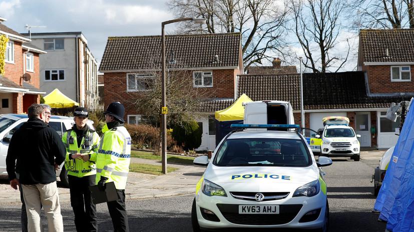 В посольстве России поддержали высказывание главы МВД Великобритании по делу Скрипаля