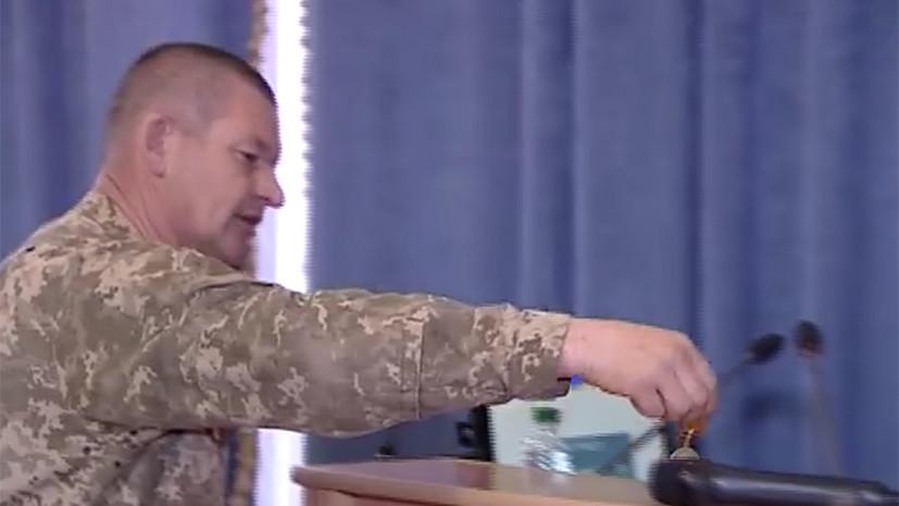 Участники операции в Донбассе вернули награды в качестве протеста против политики властей