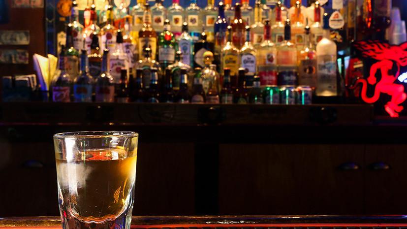 Названы самые «пьющие» штаты США
