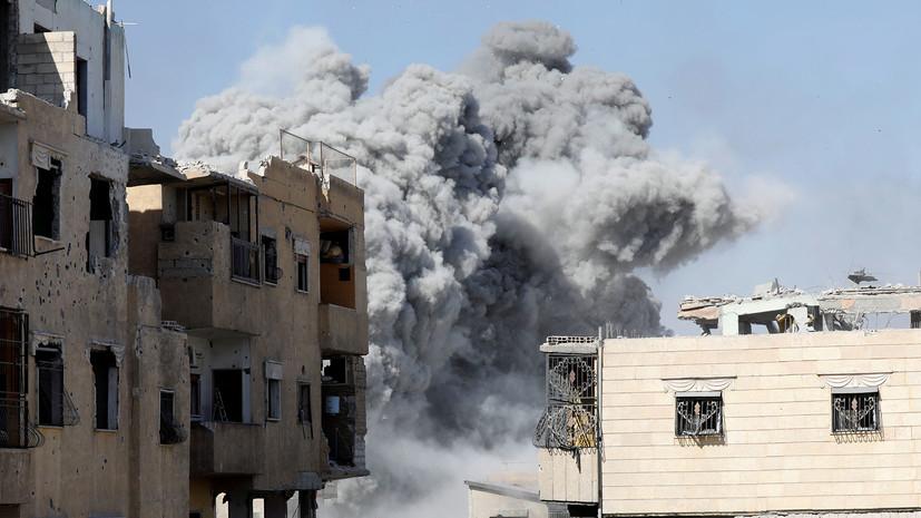 Посольство России ответило на призыв Науэрт «прекратить бомбить мирное население в Сирии»