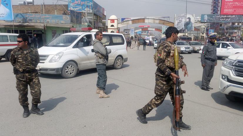 В результате взрыва в Кабуле погибли семь человек, более 20 пострадали