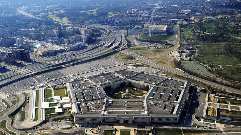 В Пентагоне заявили, что подлодки США способны уничтожить Россию