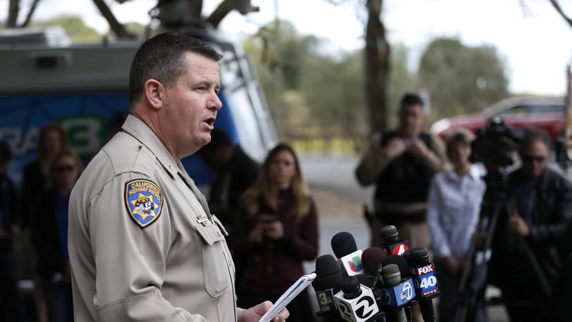 Полиция США официально подтвердила гибель всех заложников в Калифорнии