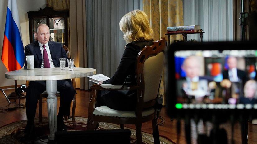 Путин рассказал, что думает о преемнике
