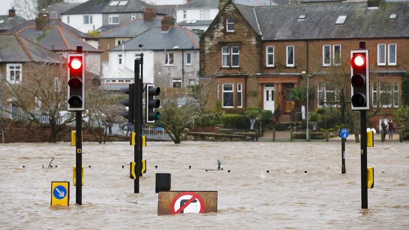 Градус опасности: учёные прогнозируют масштабные наводнения на планете при потеплении более чем на 1,5 °C