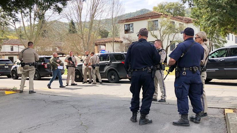 Трамп выразил соболезнования в связи со смертью заложников в Калифорнии