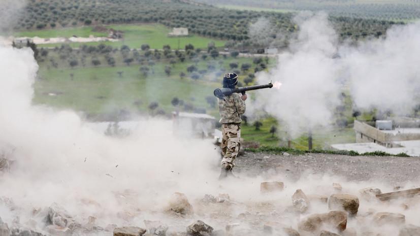 Эрдоган не исключил новых военных операций в Сирии