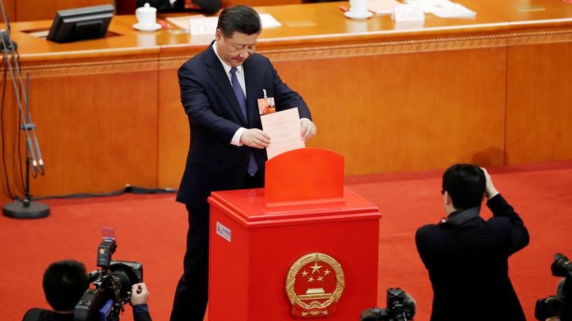 «Для рывка потребуется как минимум 15 лет»: председателю КНР разрешили управлять страной бессрочно