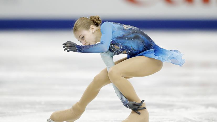 Хореограф Железняков: возможно, Трусова освоит все четверные прыжки