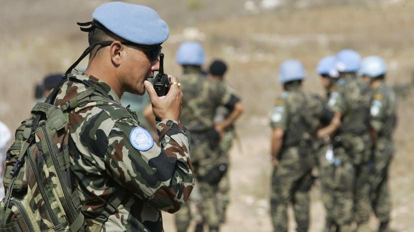Порошенко пообещал сделать всё необходимое для скорейшего ввода миссии ООН в Донбасс