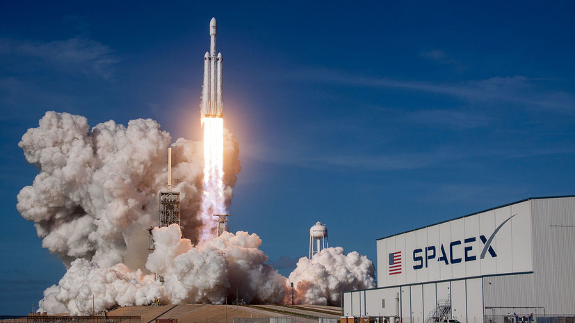 Маск рассказал о возможном запуске корабля на Марс в следующем году