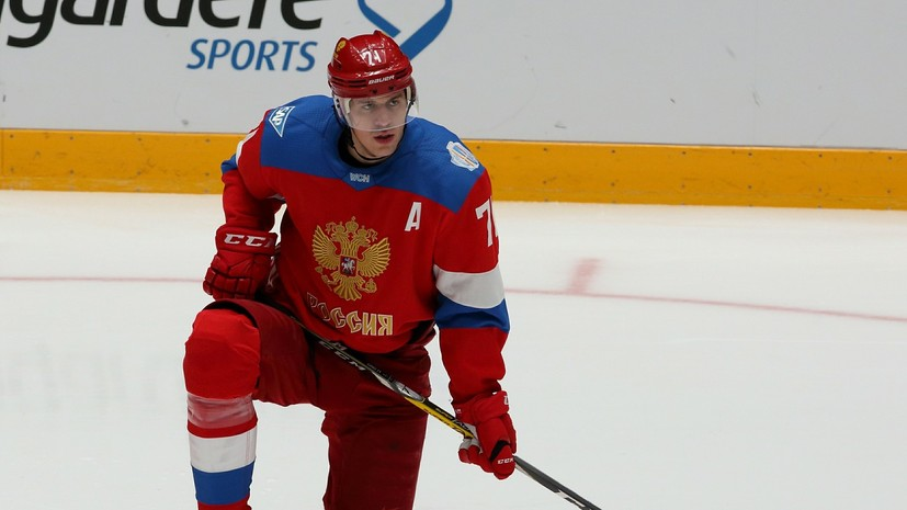 Малкин вошёл в пятёрку лучших российских бомбардиров в истории НХЛ
