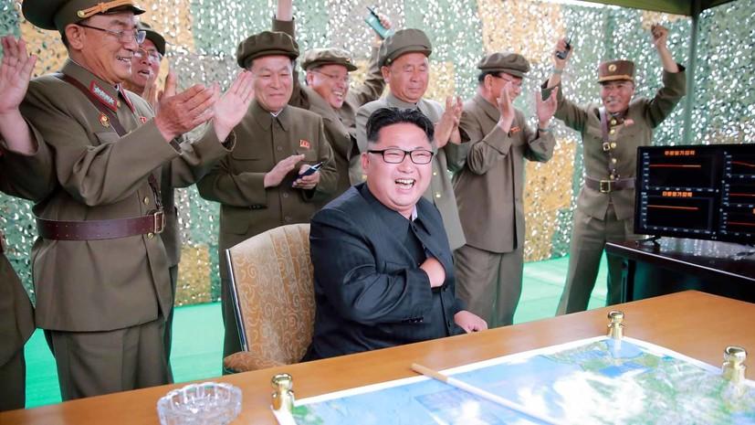Что стоит за готовностью Пхеньяна заключить с США мирный договор