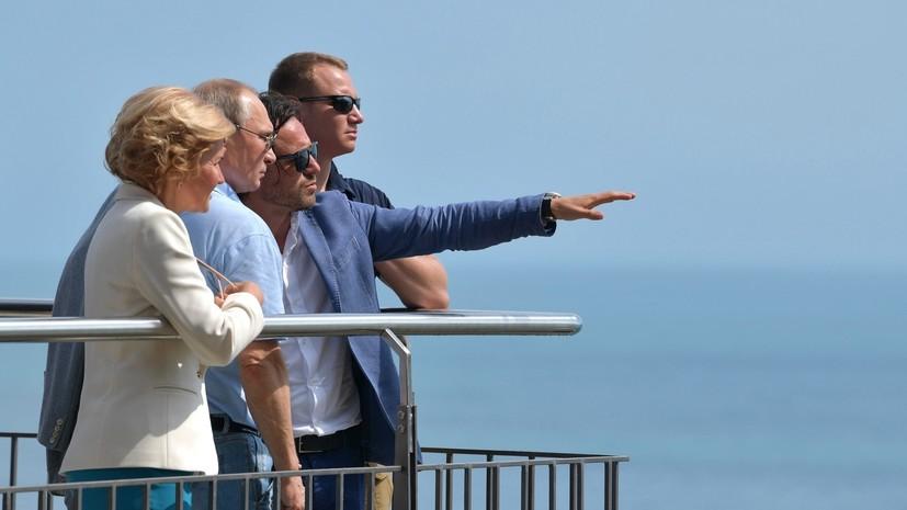 В Кремле подтвердили подготовку поездки Путина в Крым