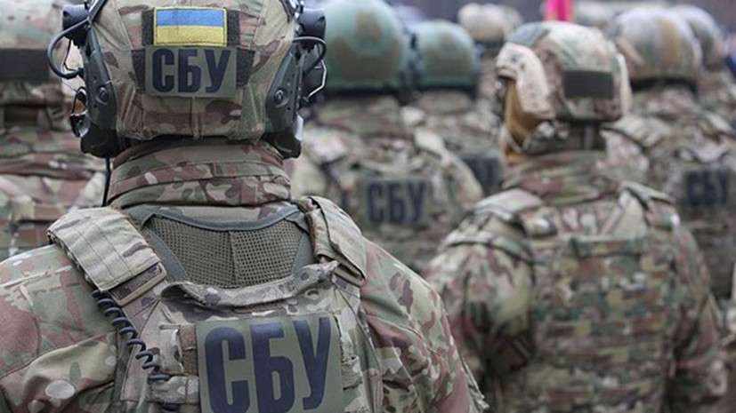 СБУ проводит массовые обыски у подозреваемых в организации «антиукраинских акций»