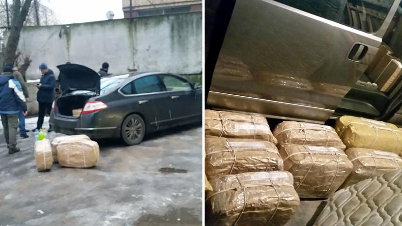 В деле о контрабанде кокаина появились керлингисты и латыши