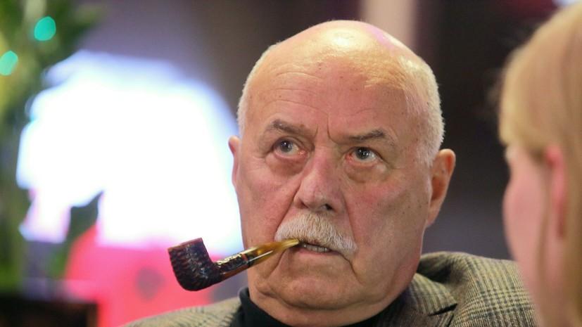 Говорухин назвал смерть Табакова огромной потерей
