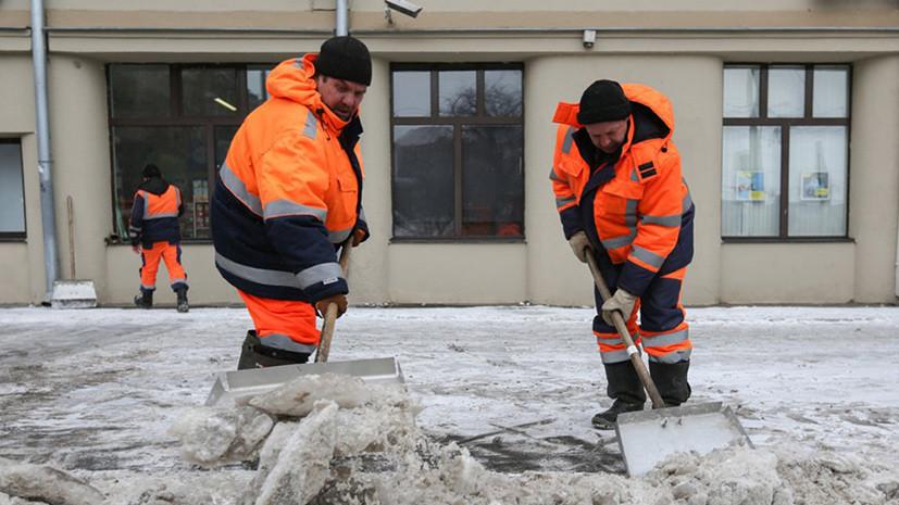 В Москве 13 марта ожидается до +2 °С