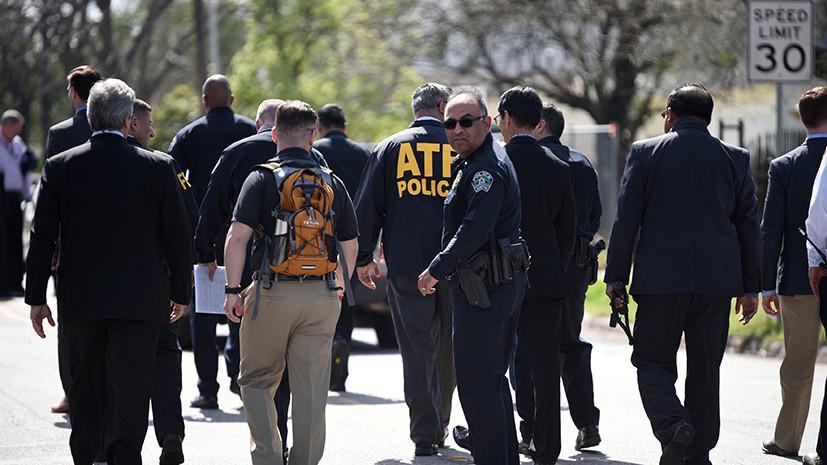 В Техасе неизвестные подкинули в частные дома две бомбы