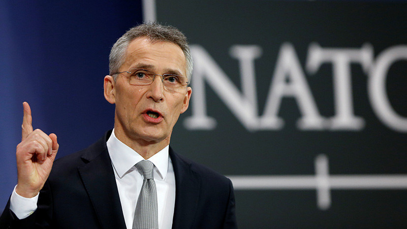 Столтенберг рассказал о сотрудничестве НАТО с Британией по делу Скрипаля