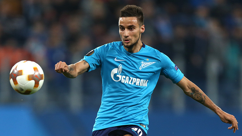 «Зенит» запустил акцию в поддержку травмированного футболиста Мамманы