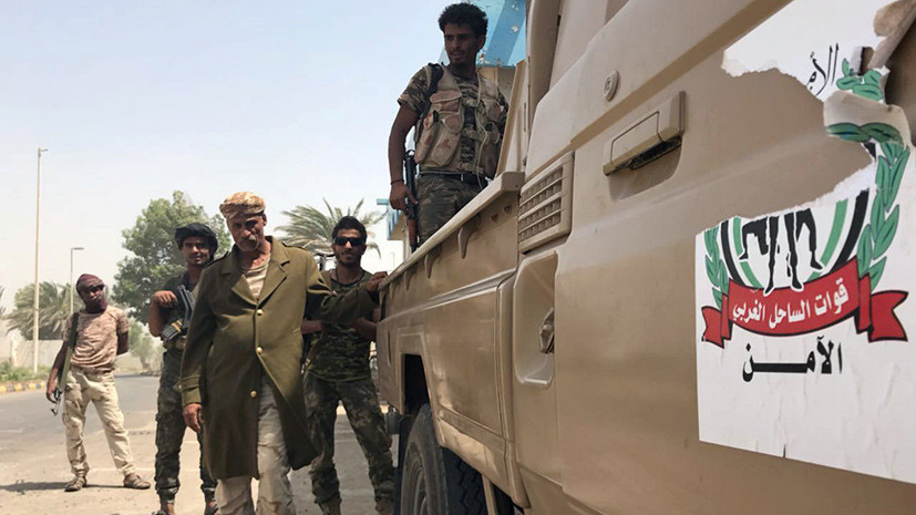 СМИ: Террорист-смертник совершил нападение на силы ОАЭ в Йемене