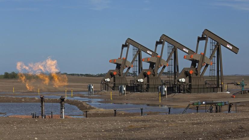 Капризный баррель: как долго цены на нефть продержатся ниже психологической отметки в $65