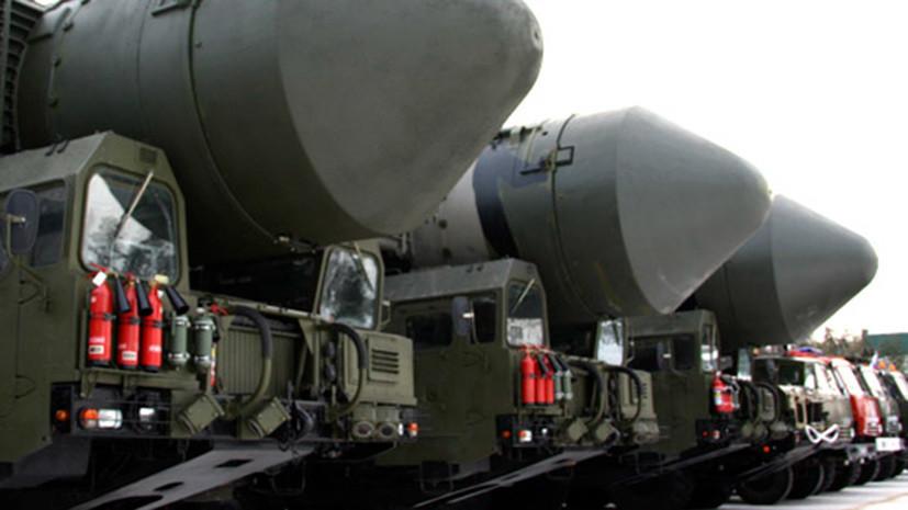 Генштаб: на Плесецке готовят очередные бросковые испытания «Сармата»