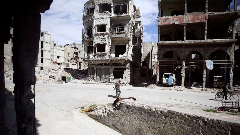«Последствия будут самыми тяжёлыми»: в России предостерегли США от возможного удара по Дамаску