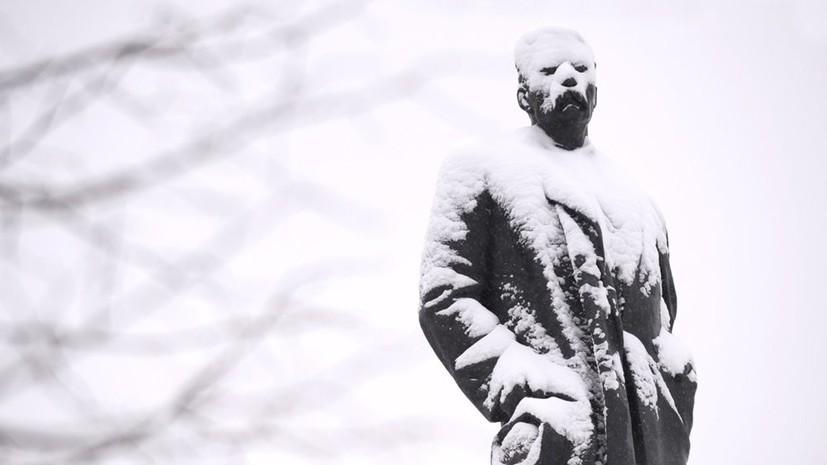 Синоптики прогнозируют выпадение до 10 см снега в Москве в ближайшие дни