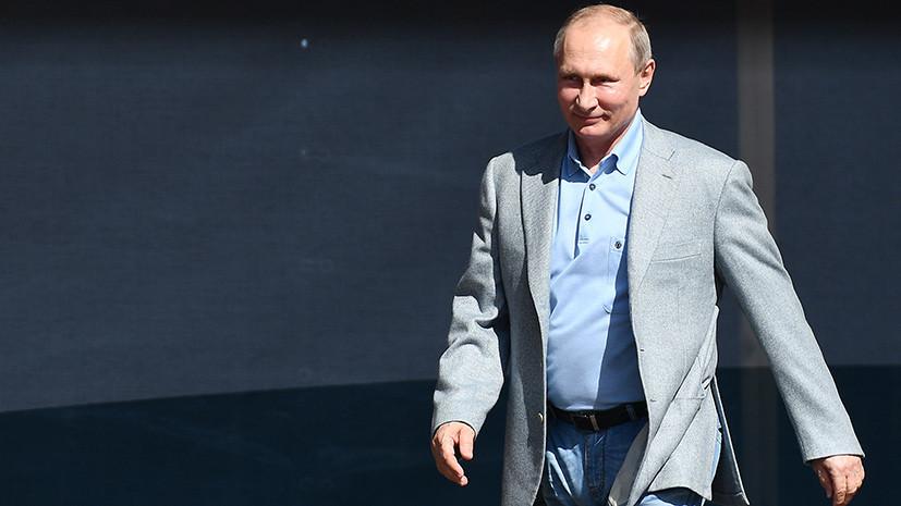 Путин приедет в Крым 14 марта