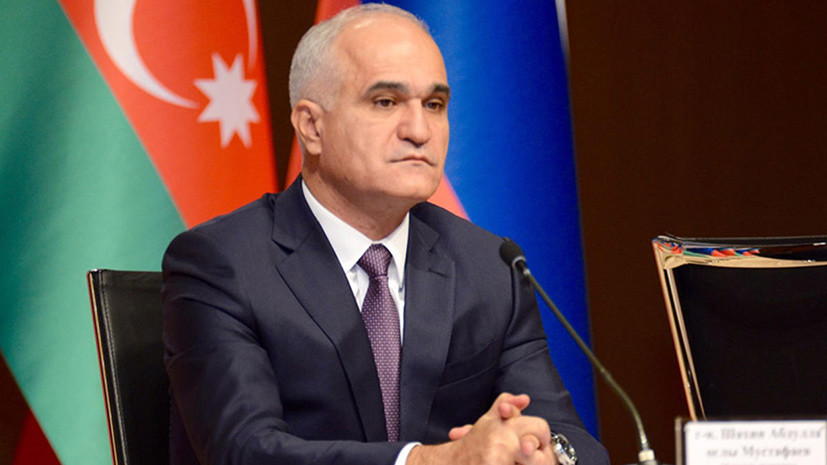 Азербайджан, Иран и Россия собираются создать совместный энергетический коридор