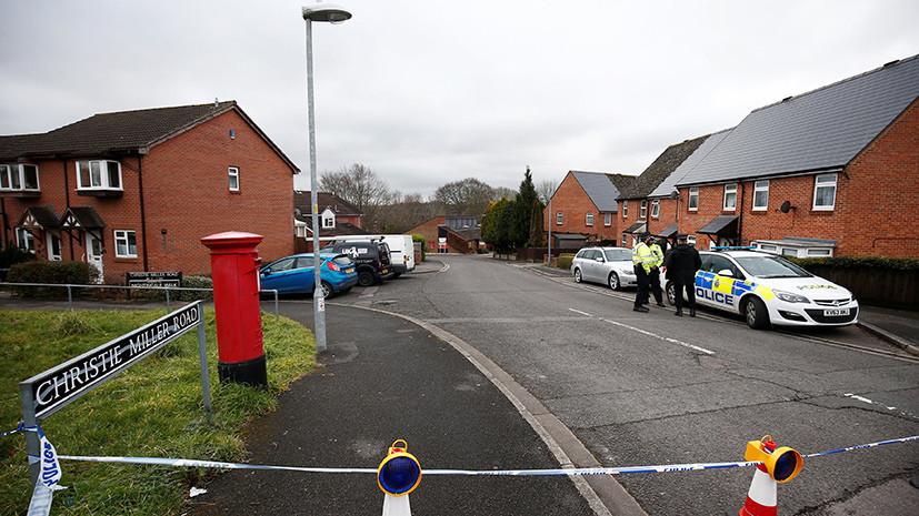 Полиция: Скрипаль и его дочь остаются в критическом состоянии