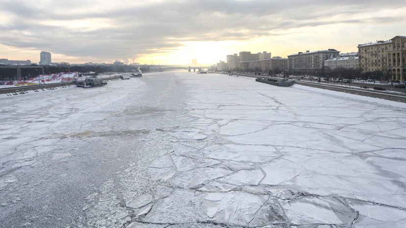 В Гидрометцентре предупредили о «январской стуже» на выходных в Москве