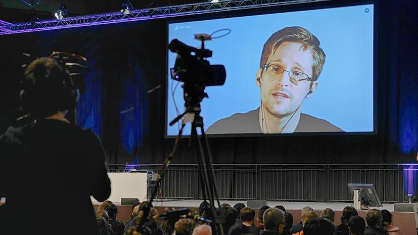 Сноуден заявил, что новая глава ЦРУ может быть арестована в случае посещения Евросоюза