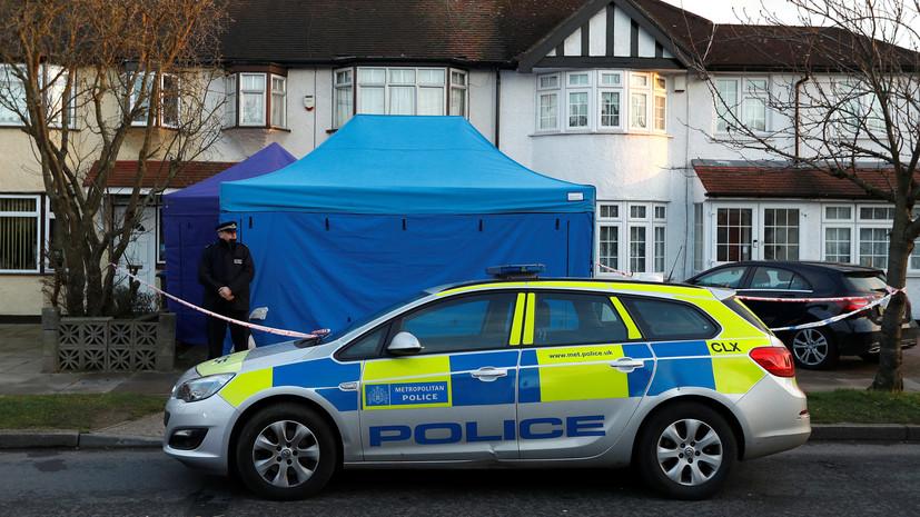 Посольство России направило ноту в МИД Британии с заявлением о непричастности Москвы к инциденту в Солсбери