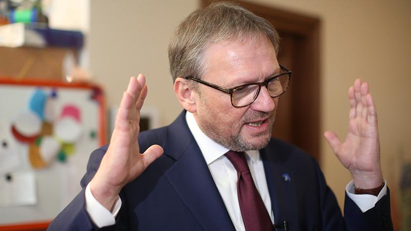 Титов назвал национальной идеей России обеспечение высокого уровня жизни