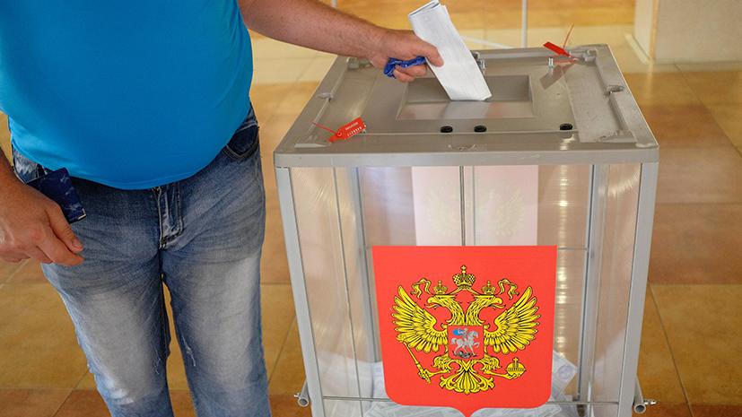 В Испании провели досрочное голосование на выборах президента России
