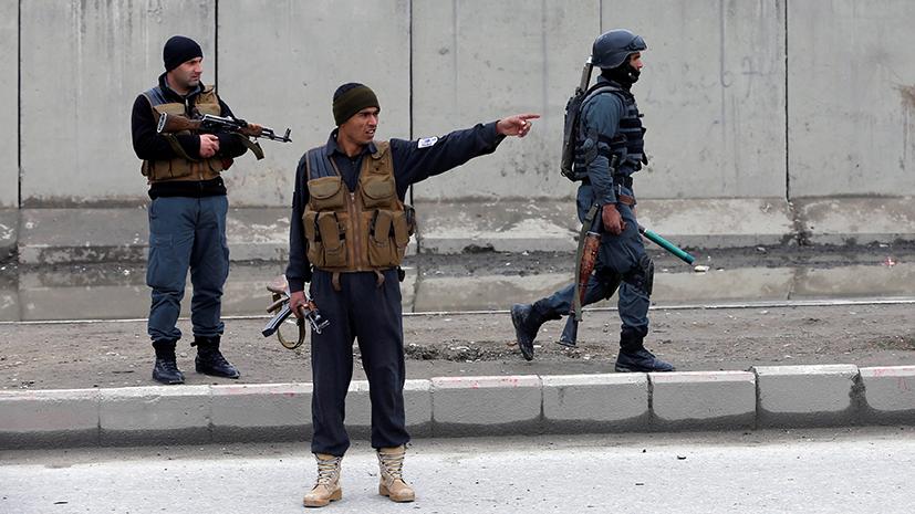 СМИ: В Афганистане при взрыве погибли шесть полицейских